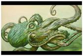 Jon Hoffman Octopus - Art Print
