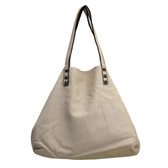3 in 1 beige reversible purse.