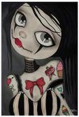 Anabella by Dottie Gleason Fine Art Print