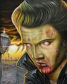 Viva Las Vegas by Randy Drako Canvas Giclee