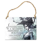 Alchemy Gothic ALHS14 Strangeness is a necessary ingredient...