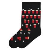 Men's Beer Pong Socks