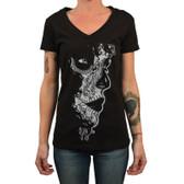 Josh Stebbins Crucible Women's Tee Shirt