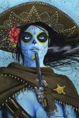 JR Linton - La Muerte - Fine Art Print