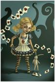 Diana Levin - Miss Wonderland - Fine Art Print
