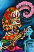Dave Sanchez - Bonita - Canvas Giclee