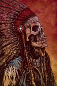 David Lozeau - Spirit of a Nation - Canvas Giclee