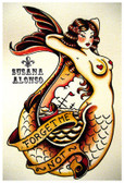 Susana Alonso - Forget Me Not - Fine Art Print
