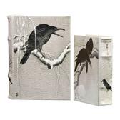 Book Box Set Shosen Assortment of Crows Decorative Secret Stash Jewelry Chest