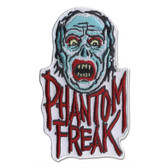 Phantom Freak Monster Patch Embroidered Iron On Applique
