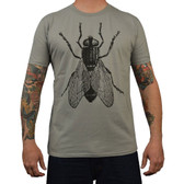 Fly Vintage Art Annex Clothing Men's Tee Shirt