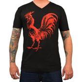 Rooster Vintage Art Annex Clothing Men's Tee Shirt