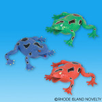 Guttzie Buddies Poison Dart Frog Stretchy Toy