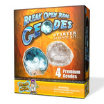 Geodes Starter Rock Science Kit GEO4