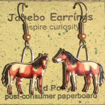 Wild Pony Earrings