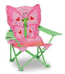 Melissa and Doug - Bella Butterfly Chair
