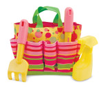 Melissa and Doug - Blossom Bright Kids' Gardening Tote Set