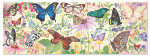 Melissa and Doug - Butterfly Bliss Floor Puzzle 48 pc
