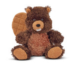 Melissa and Doug - Chopper Beaver Stuffed Animal