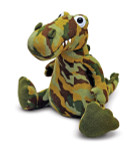 Melissa and Doug - Wally Dinosaur