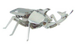 Rhino Beetle Aluminum Model Building Kit OWI-353