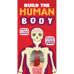 Build the Human Body Book & 3D Skeleton Model PGW097