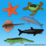 Growing Sea Animals Grow in Water Toys - Stingray, Starfish, Dolphin, Turtle, Shark or Alligator