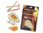 Amber Fossil Dig Science Excavation Kit 90003