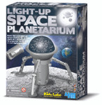 Light up Space Planetarium - Model & Flashlight Kit 5578