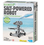 Salt Water Powered Robot Science Kit 3688