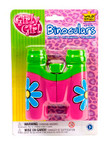 Child's Binocular Girly Girl Flower