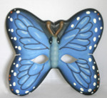 Butterfly Mask - Blue 85388