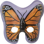 Butterfly Mask - Monarch 83162