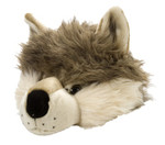 Wild Republic Plush Hat Wolf