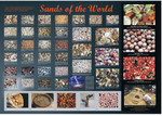 American Educational - Sands Of The World Poster - Laminated