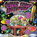 Outer Space Adventure Terrarium Kit for Kids OS-0015