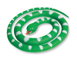 Wild Republic - 46 Inch Toy Rubber Emerald Boa Snake
