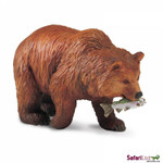 Safari - North American Wildlife Grizzly Bear Replica