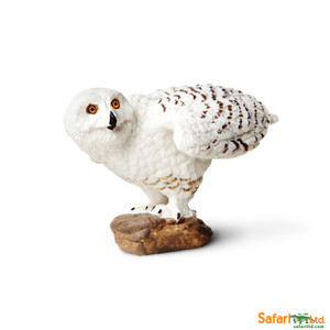 Safari - Snowy Owl Replica