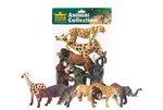 African Animals Collection Play Set