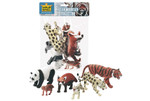 Asian Animals Collection Play Set