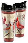 American Expedition Cardinal Vitage Bird 24oz. Acrylic Tumbler