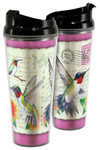 American Expedition Hummingbird Vintage Bird 24oz Tall Acrylic Tumbler