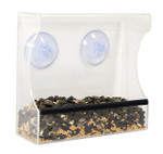 Open Trough Window Bird Feeder 10772