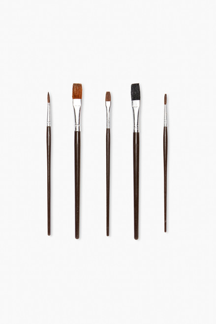 Artist Brush Set (5pc.)
