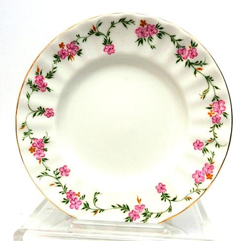 """Victorian Pattern Dessert Plate, 7"""""""