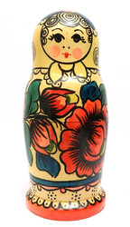 Polkhovsky Maidan Matryoshka Fancy 3-pc