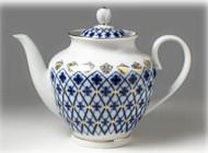 Snowflake teapot from Lomonosov