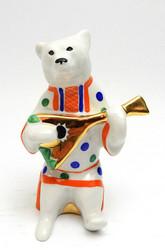 Bear with Balalaika [Dulevo]