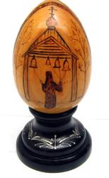 Easter Egg Church Bells (Церковные колокола.) front view